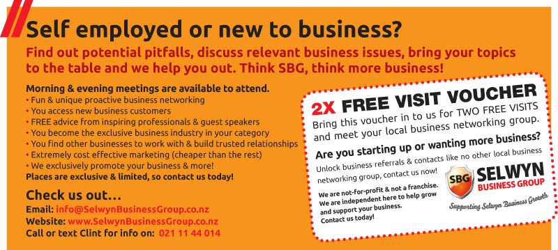 the best local business networking group in christchurch rolleston selwyn canterbury
