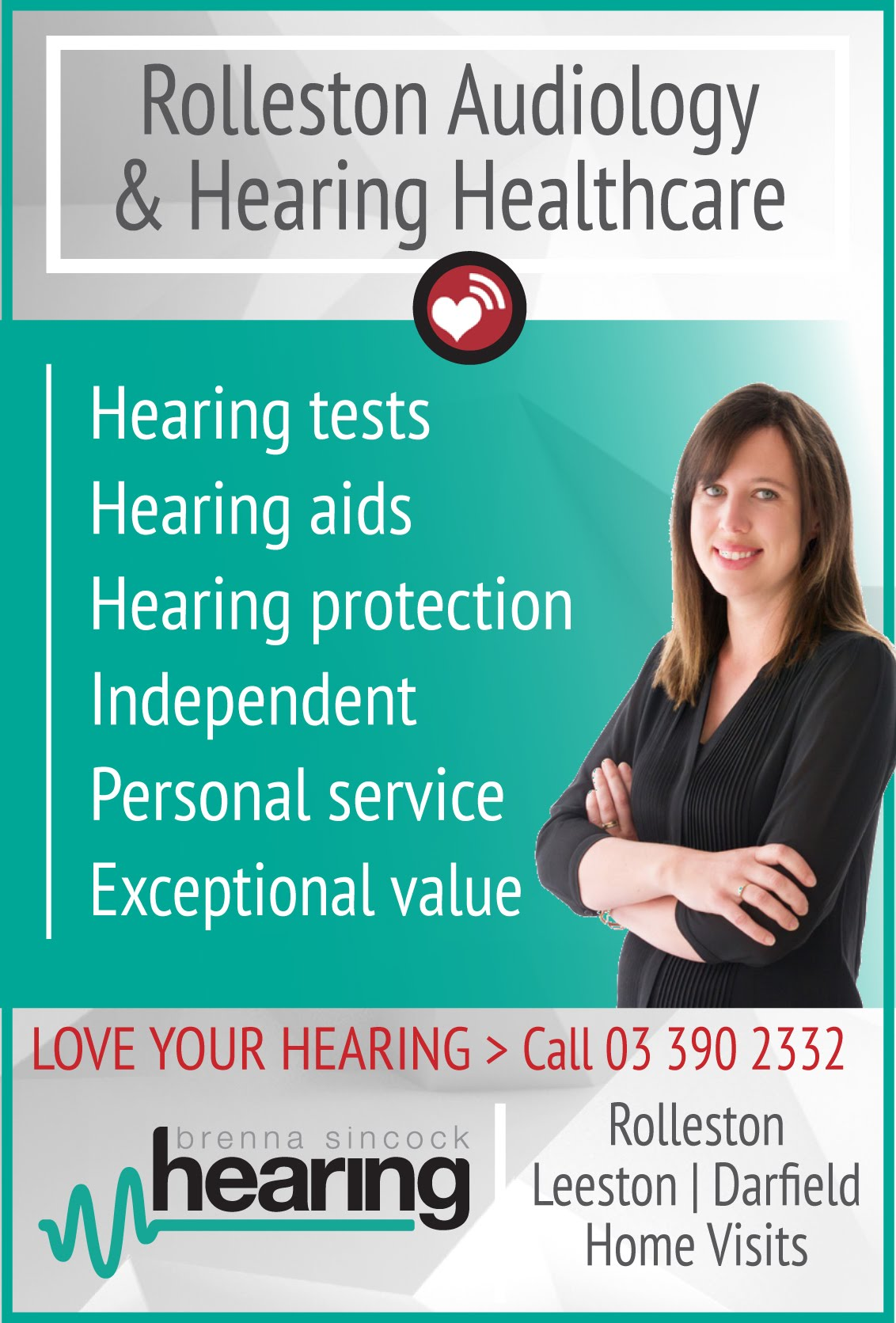 The best hearing healthcare in Rolleston Selwyn