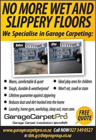 the best garage floor covering in Rolleston Selwyn Christchurch